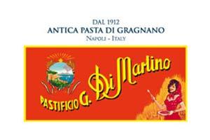 logo pastificio di martino